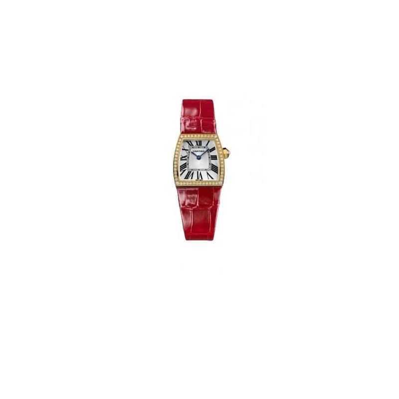 Cartier La Dona Gold Ladies Watch WE600451