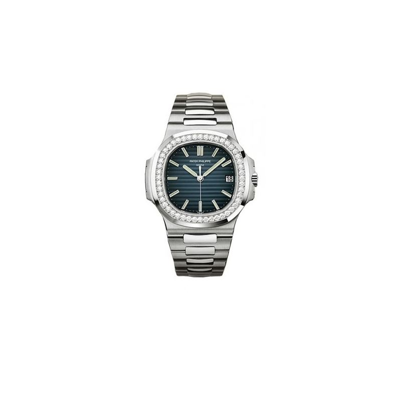 Patek Philippe Nautilus Mens Watch 5713/1G