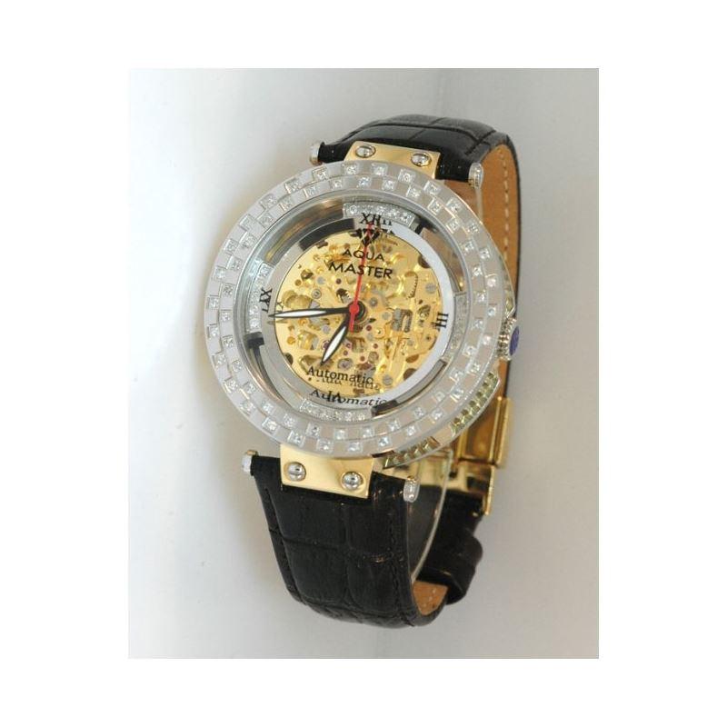 Aqua Master Mens Diamond Watch am3