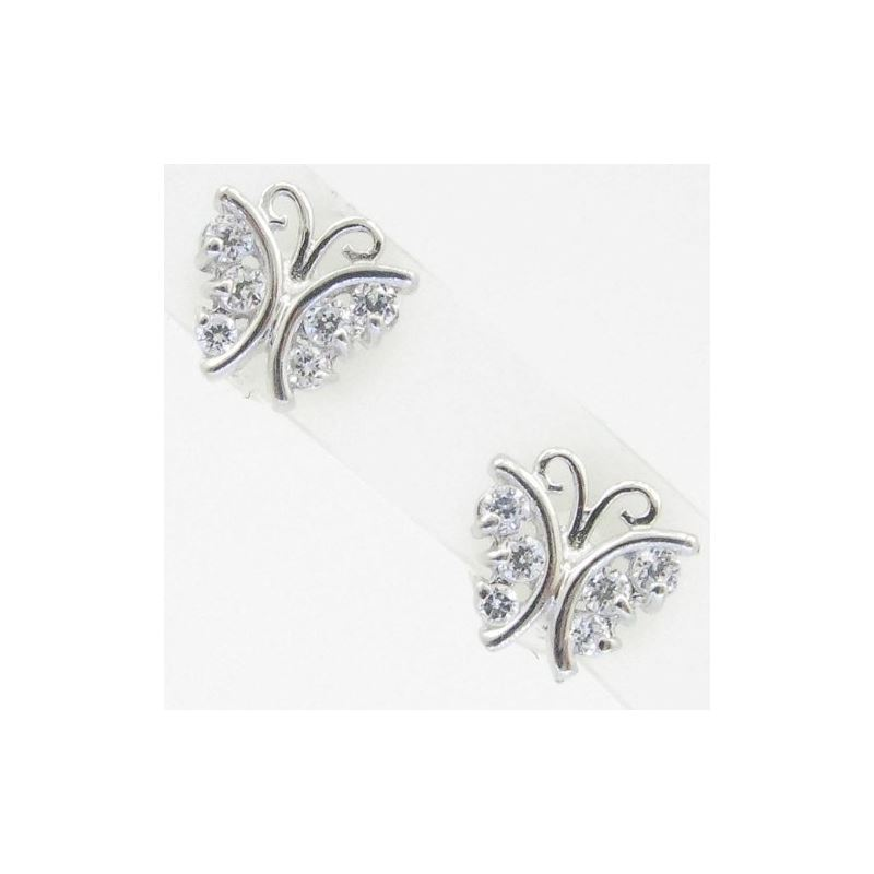 14K Gold Earrings heart star flower dolp 63993 1