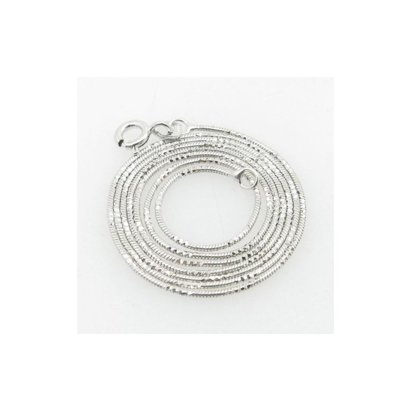 Ladies .925 Italian Sterling Silver Snak 74219 1