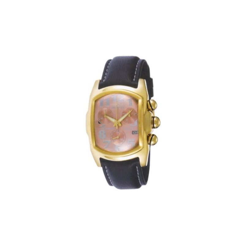 Invicta Lupah Gold Mens Watch 2218