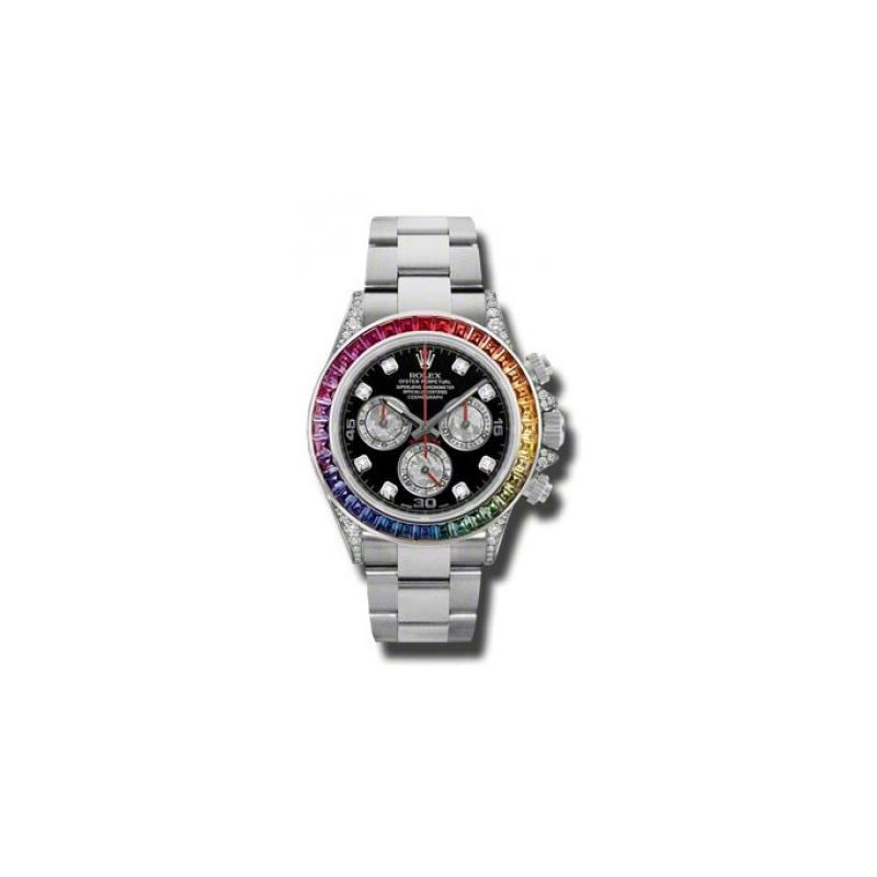 Rolex Watches  Daytona Rainbow 116599 RBOW