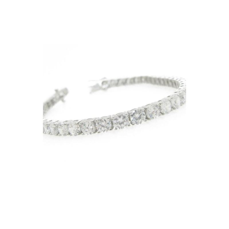 Ladies .925 Italian Sterling Silver roun 74052 1