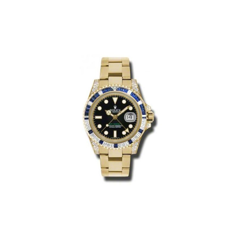 Rolex Watches  GMTMaster II Gold 116758S 54095 1