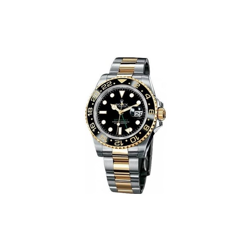 Rolex Oyster Perpetual GMT Master II Mens Watch 11