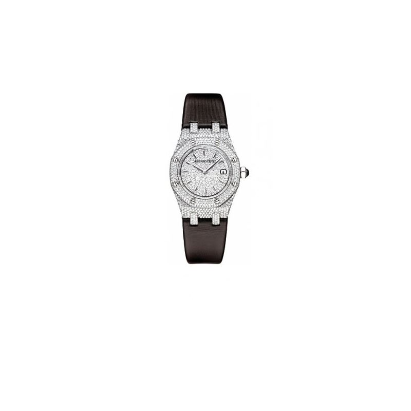 Audemars Piguet Royal Oak Womens Watch 67605BC.ZZ.