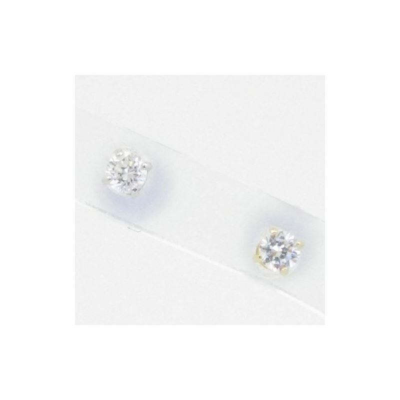 Unisex 14K solid gold earrings fancy stu 81365 1