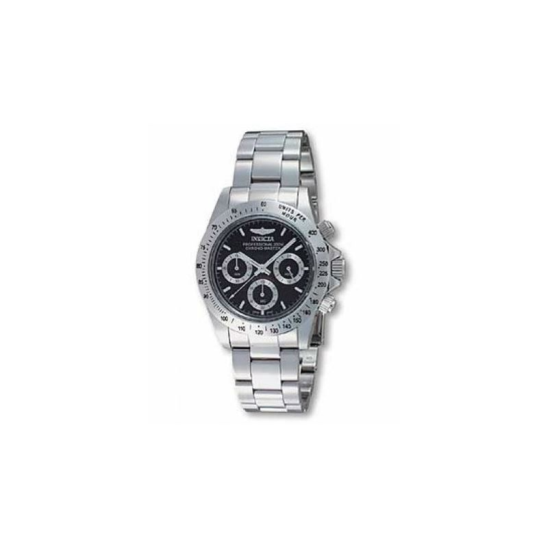 Invicta Speedway S Mens 200M Steel Chronograph