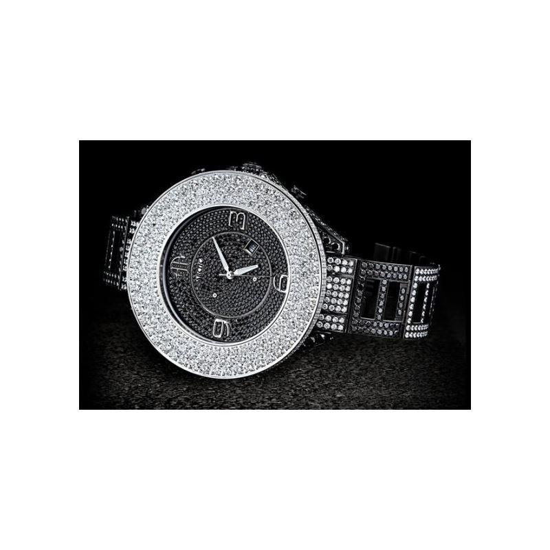 Arctica Watches Arctica 57mm Diamond Case 42.0ct