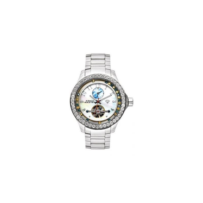 Aqua Master Diamond Watch The AquaMaster 53532 1