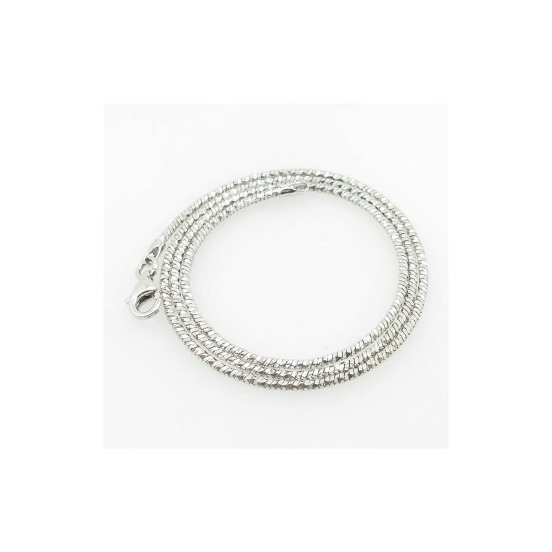 Ladies .925 Italian Sterling Silver Snak 74205 1