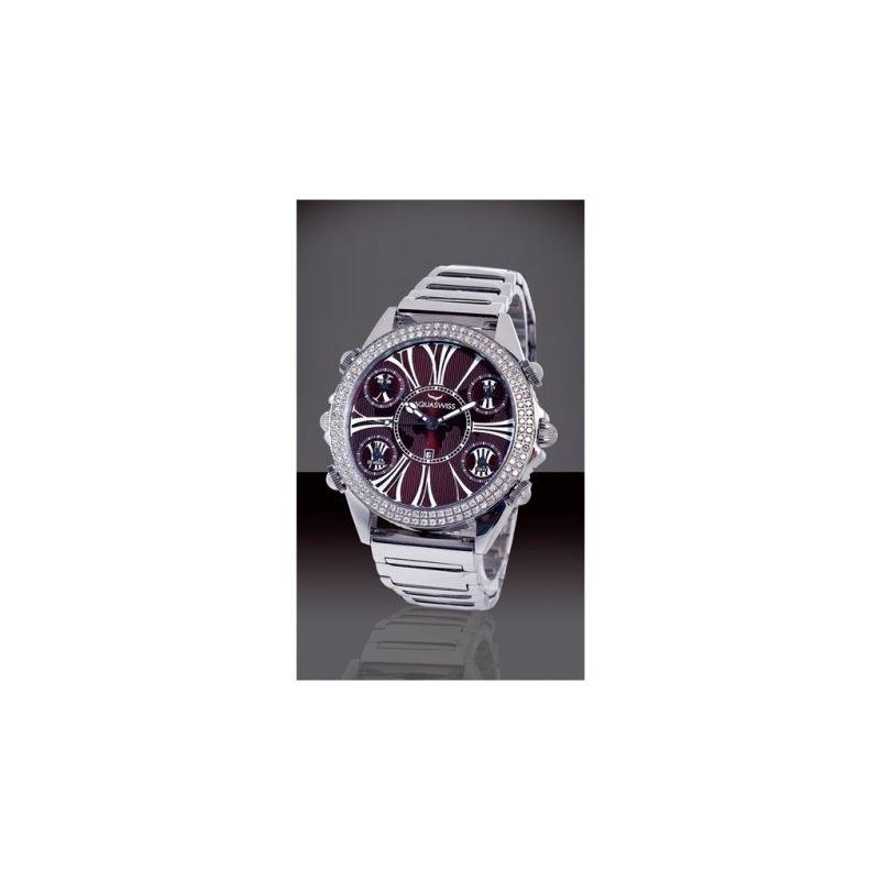 Aqua Swiss Diablo Diamond Watch DB123 53425 1