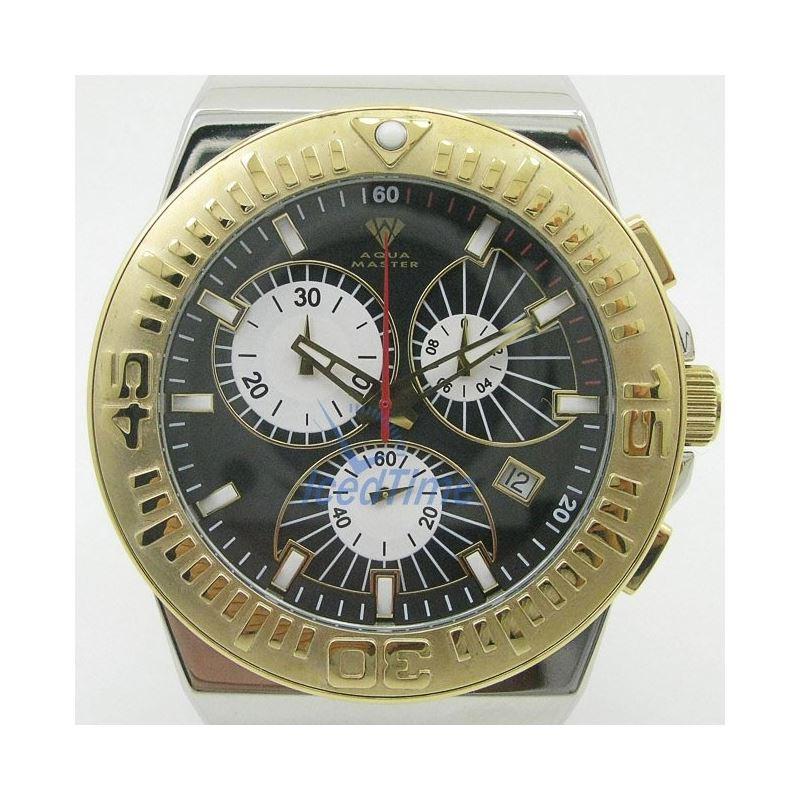 Mens Aqua Master Iced Out Diamond Watch W339AQ6