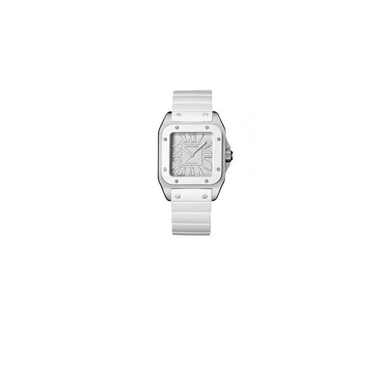 Cartier Santos 100 Ladies Watch W20129U2