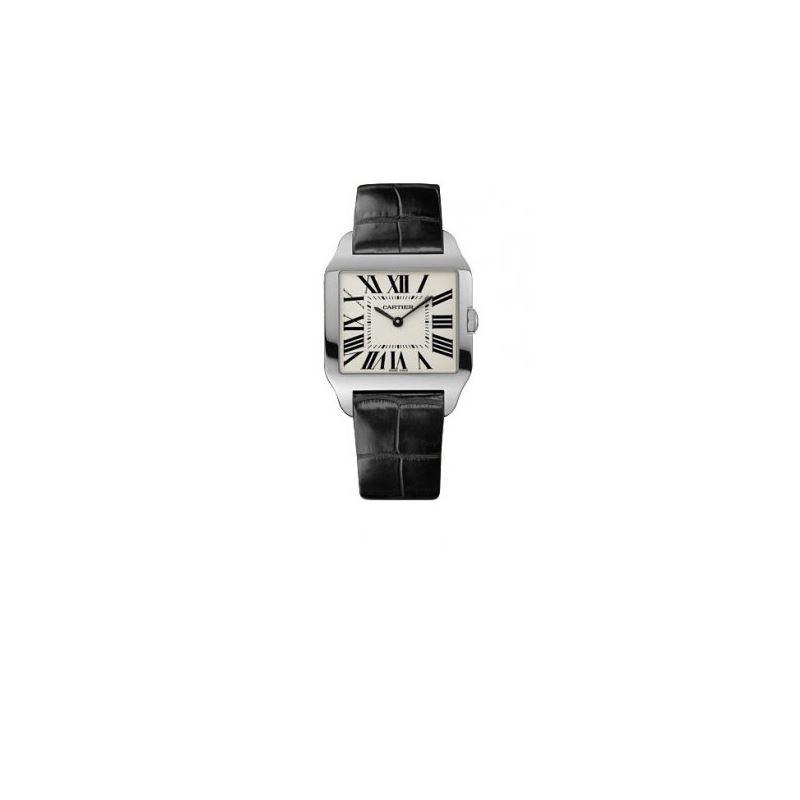 Cartier Santos Dumont Mini Ladies Watch W2009451