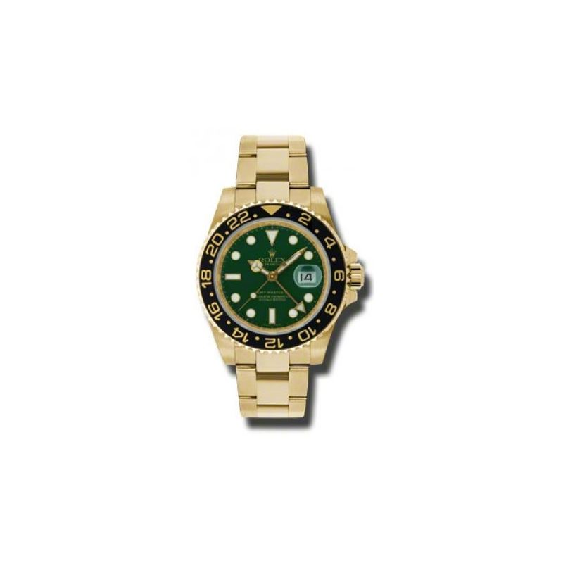 Rolex Watches  GMTMaster II Gold 116718  54096 1