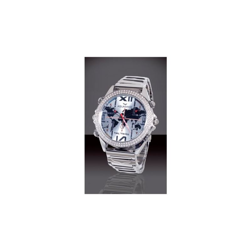 Aqua Swiss Diablo Diamond Watch DB2M3 53423 1