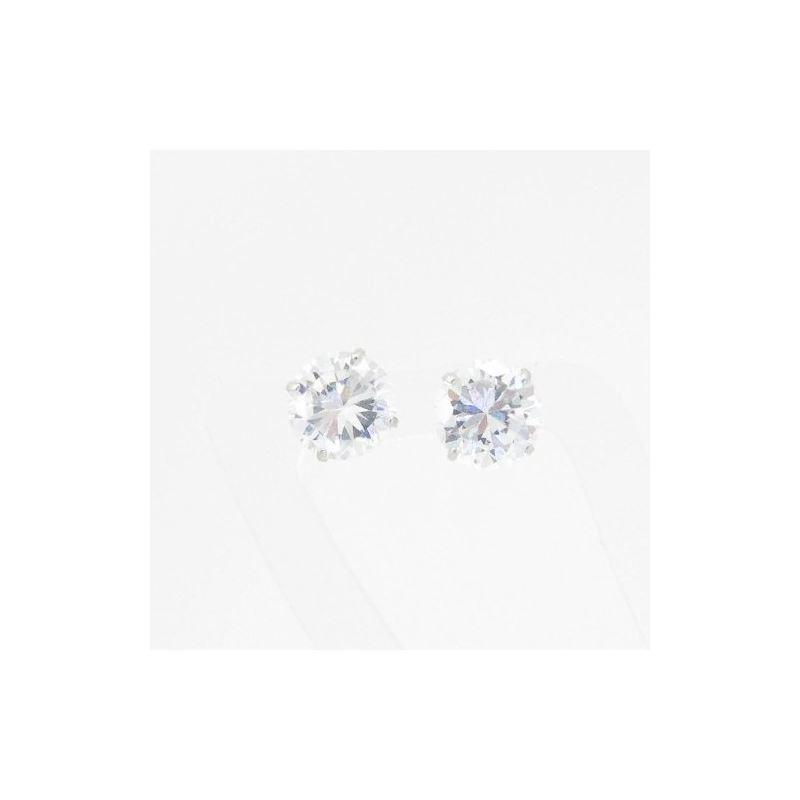 Unisex 14K solid gold earrings fancy stu 81232 1
