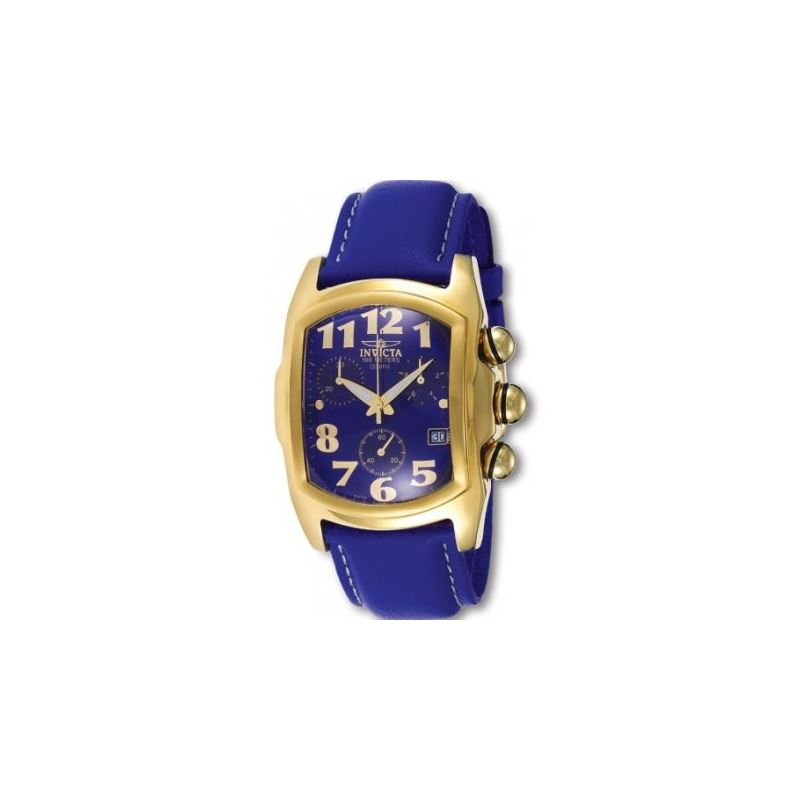 Invicta Lupah Gold Mens Watch 9892 28008 1