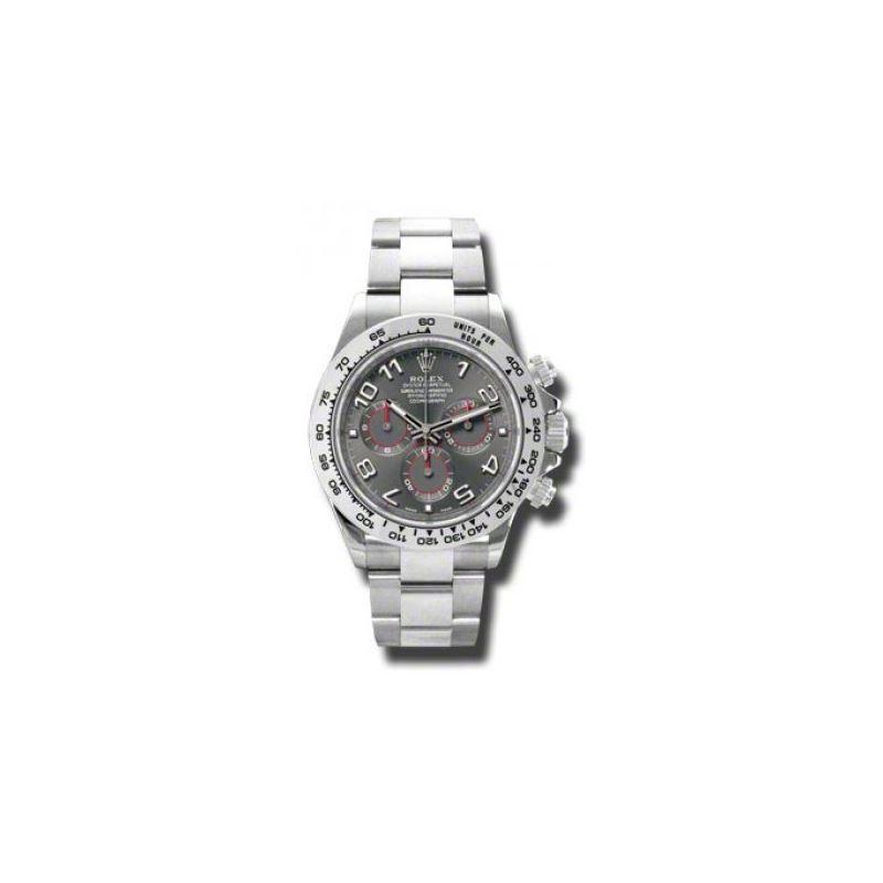 Rolex Watches  Daytona White Gold  Brace 54133 1
