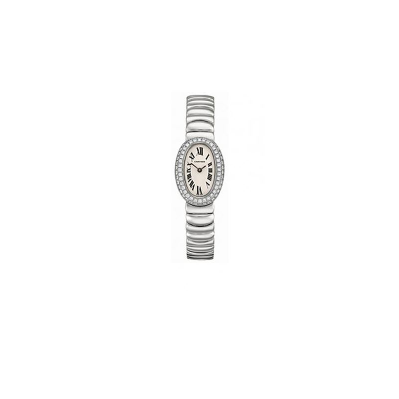 Cartier Baignoire Ladies Mini Watch WB5095W2