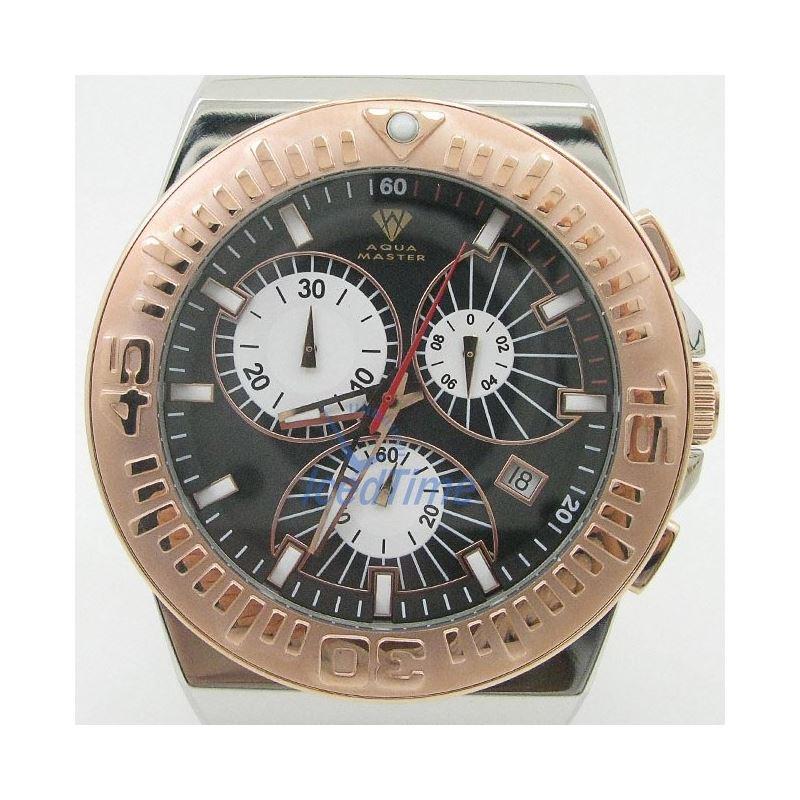 Mens Aqua Master Iced Out Diamond Watch W339AQ5