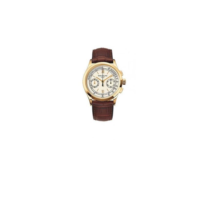 Patek Philippe Classic Chronograph Mens  55497 1