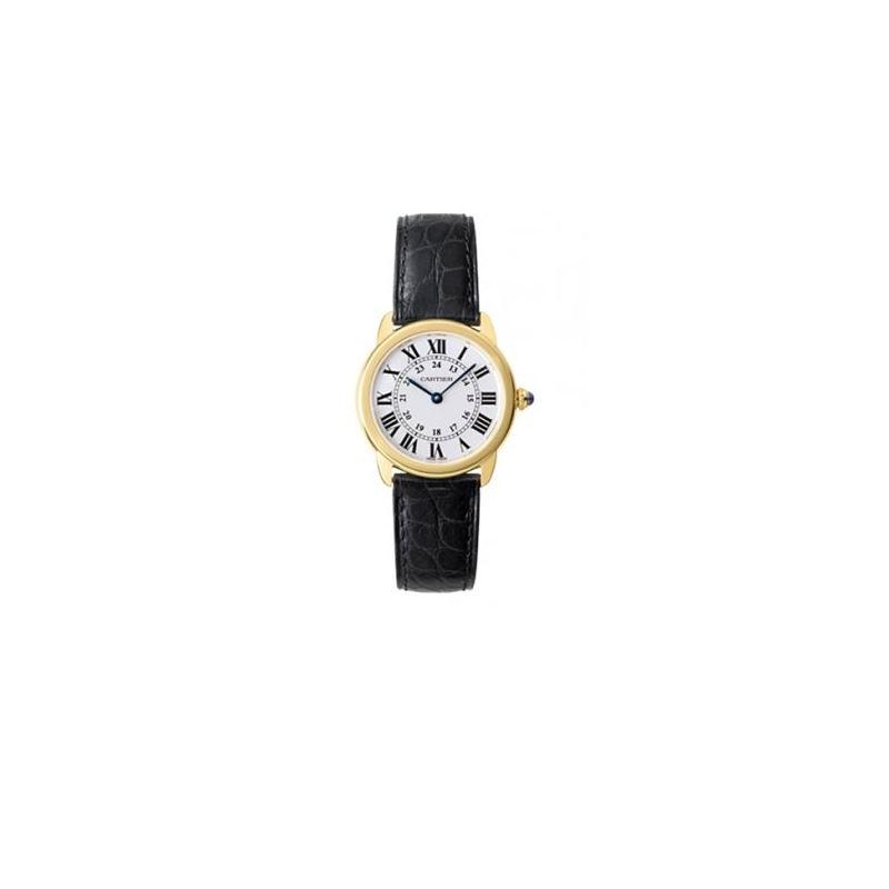 Cartier Ronde Solo Louis Cartier Womens Watch W670
