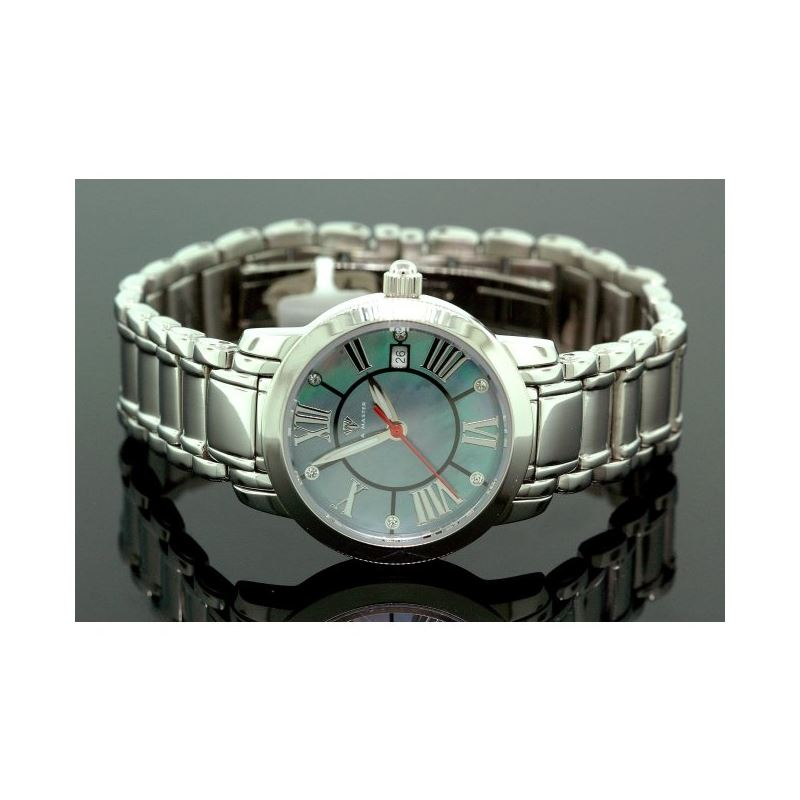 Aqua Master Ladies Diamond Watch w319a