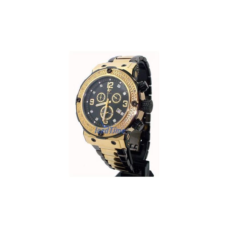 Aqua Master Aqua Watch 0.20ctw W147