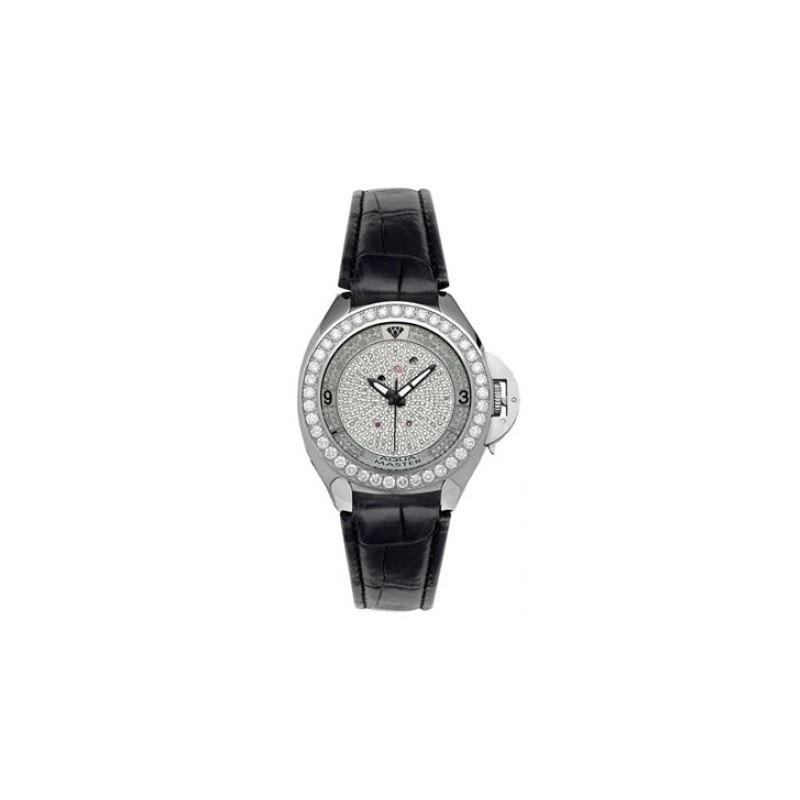 Aqua Master Diamond Watch The AquaMaster 53510 1