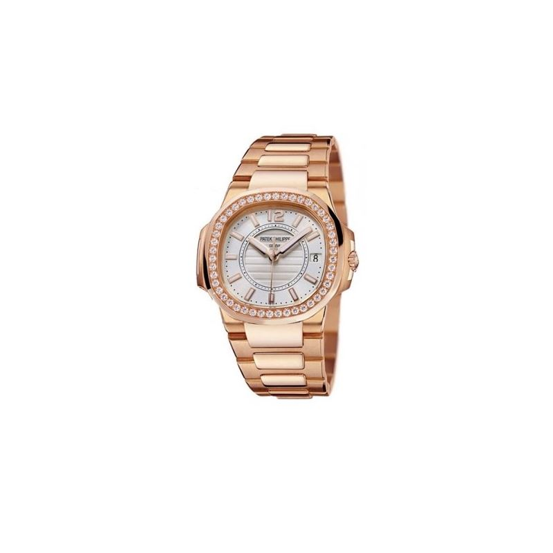 Patek philippe nautilus womens watch 7010 1r for Patek philippe women