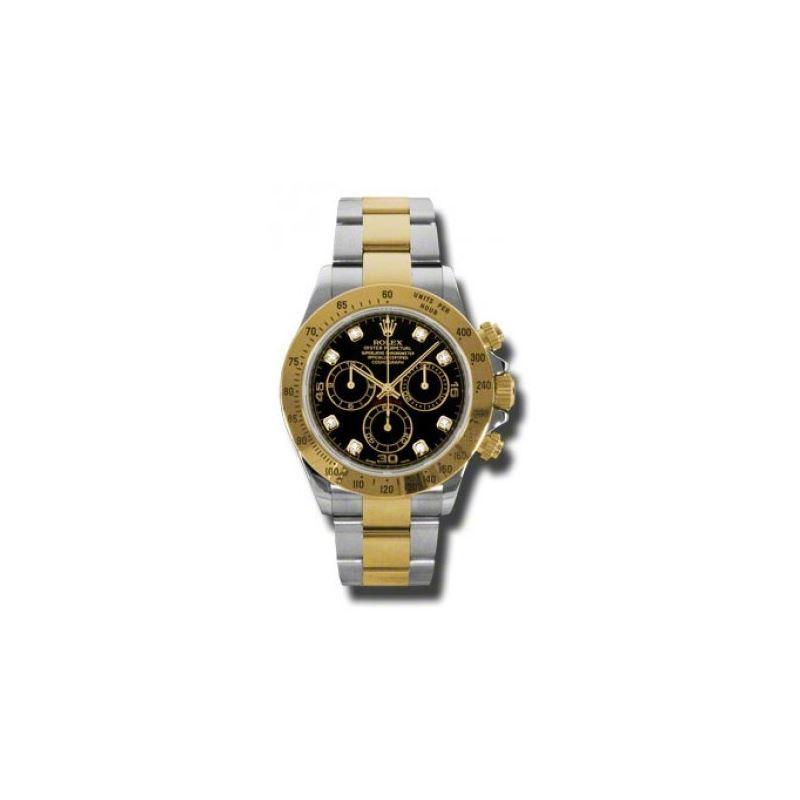 Rolex Watches  Daytona Steel and Gold 116523 bkd