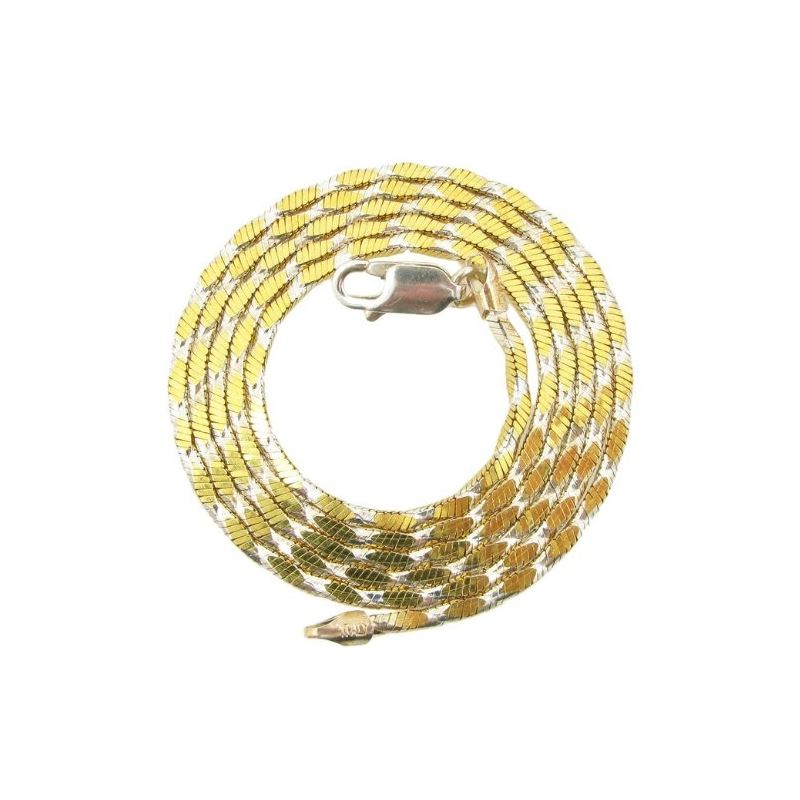 925 Sterling Silver Italian Chain 22 inc 71524 1