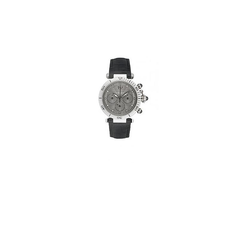 Cartier Pasha Automatic Gray Mens Watch  55236 1
