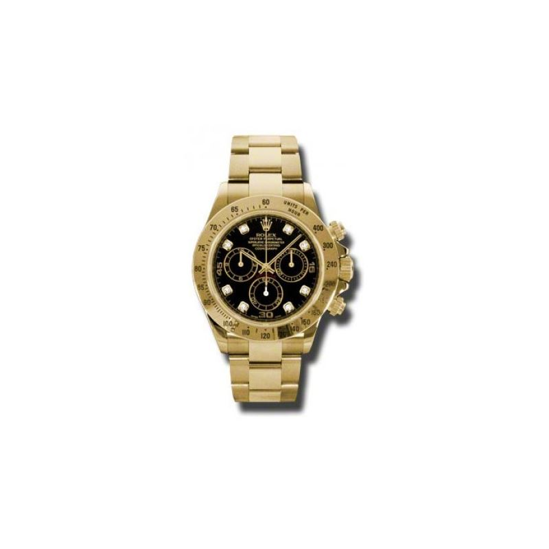 Rolex Watches  Daytona Yellow Gold  Bracelet 11652