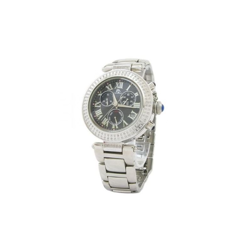 Techno Master Womens Diamond Watch 1ct tm-2104 Hol