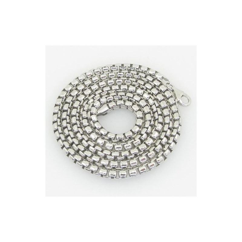 Unisex Italian sterling silver franco bo 82890 1
