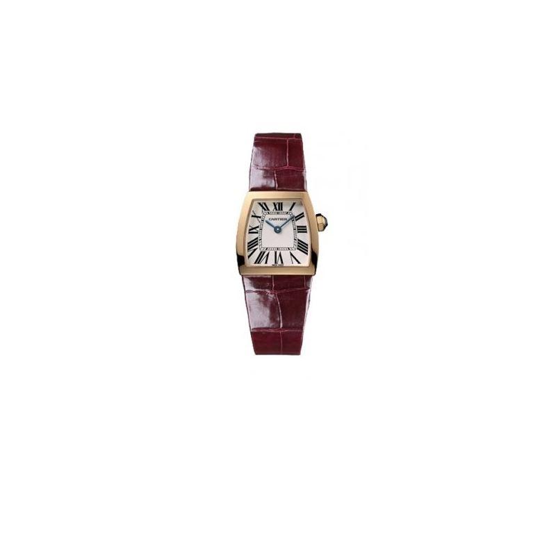 Cartier La Dona Ladies Gold Watch W6400356