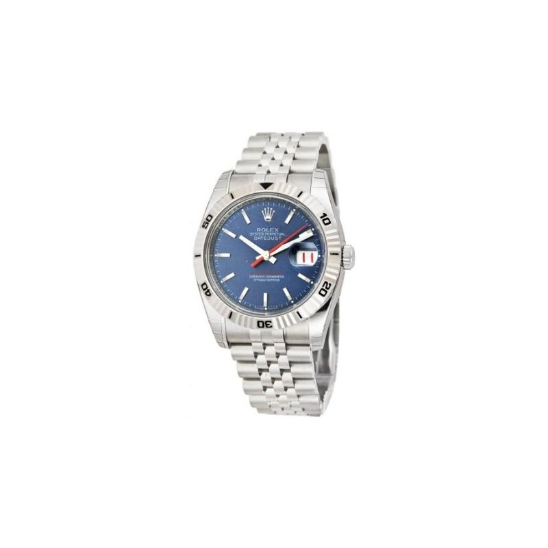 Rolex Oyster Perpetual Datejust Mens Wat 53741 1