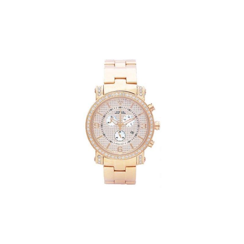 Aqua Master Diamond Watch Men