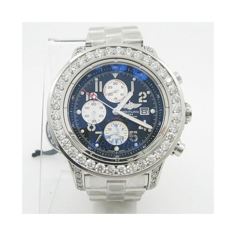 Breitling Super Avenger Chronograph Mens Watch A13