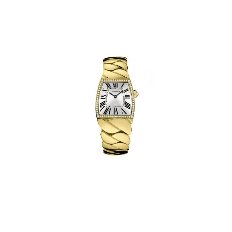 Cartier La Dona Diamond 18kt Yellow Gold Large Lad