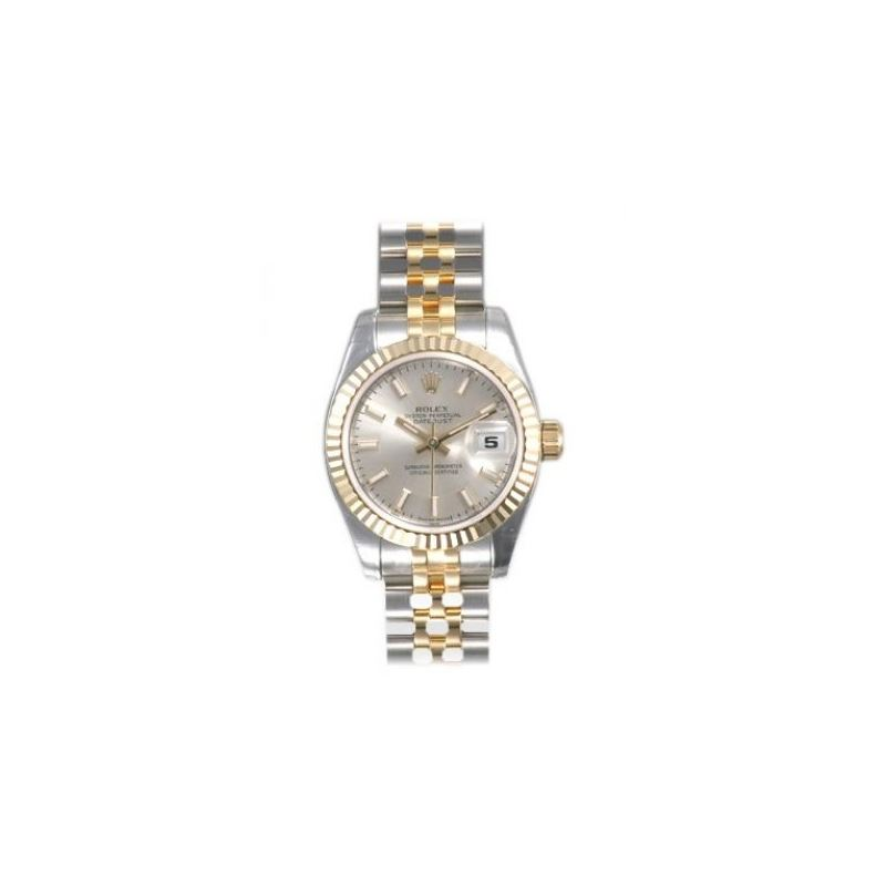 Rolex Oyster Perpetual Lady Datejust Lad 53763 1