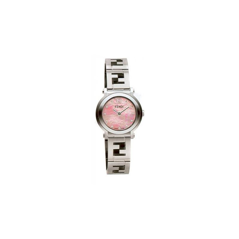 FENDI ROUND QUADRO Ladies Watch F615270