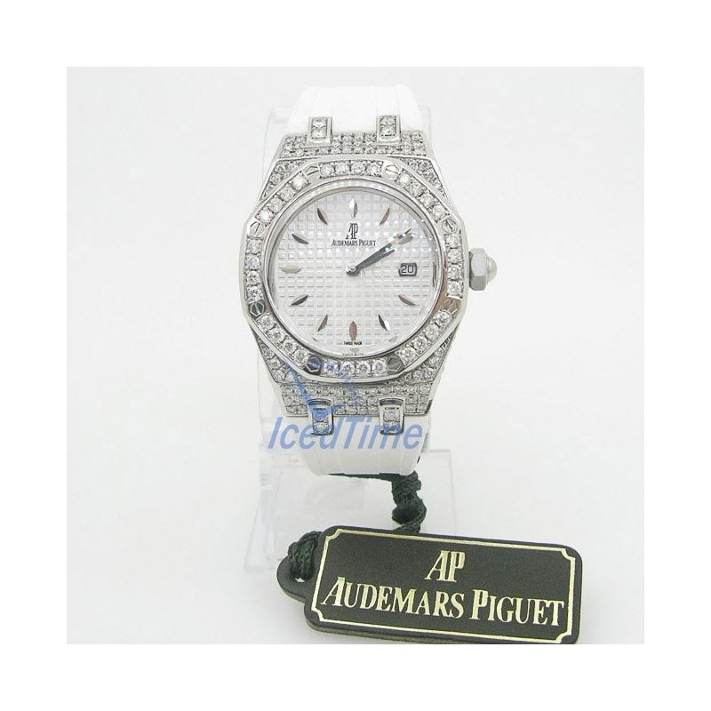 Audemars Piguet Royal Oak Lady Quartz Watch 67601S