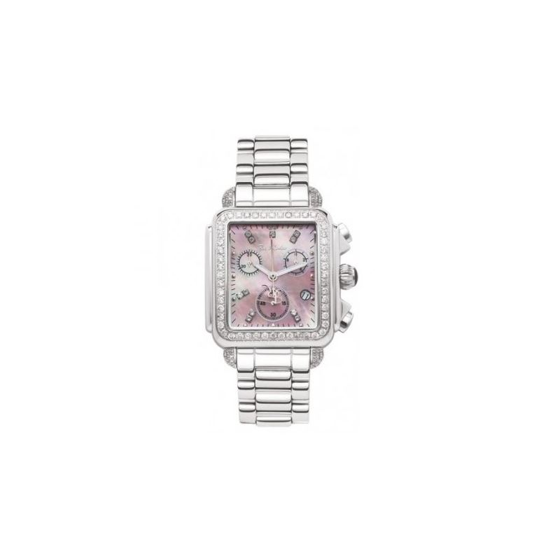 Joe Rodeo Unisex Madison Diamond Watch 2ct