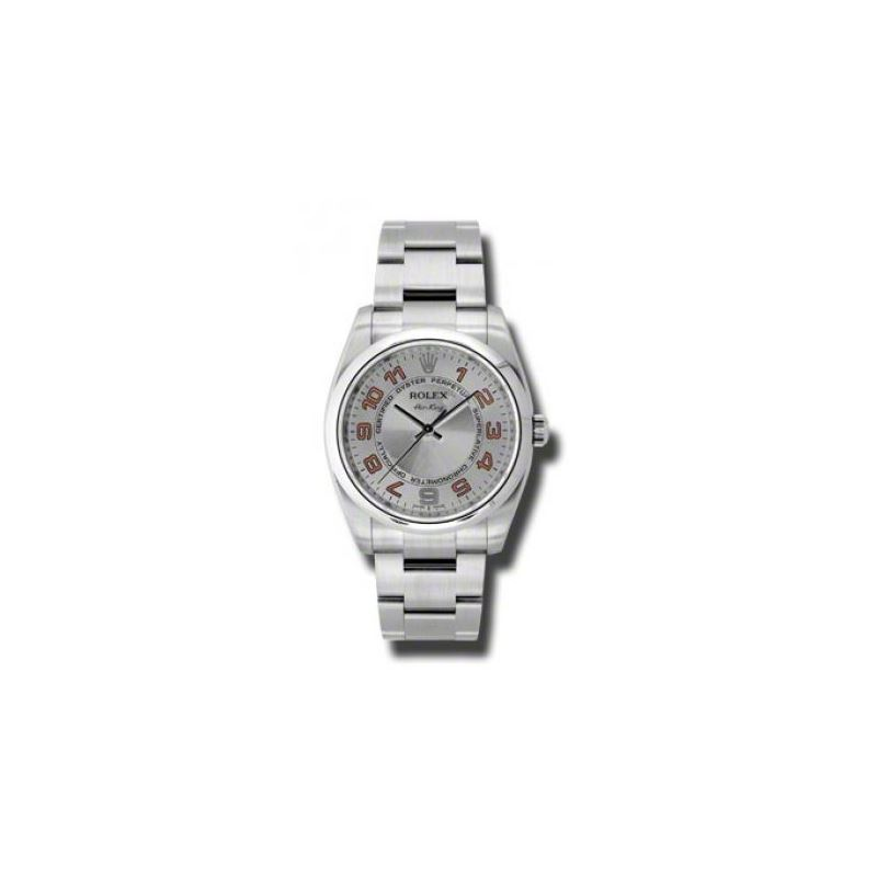Rolex Watches  AirKing Domed Bezel 114200 scao