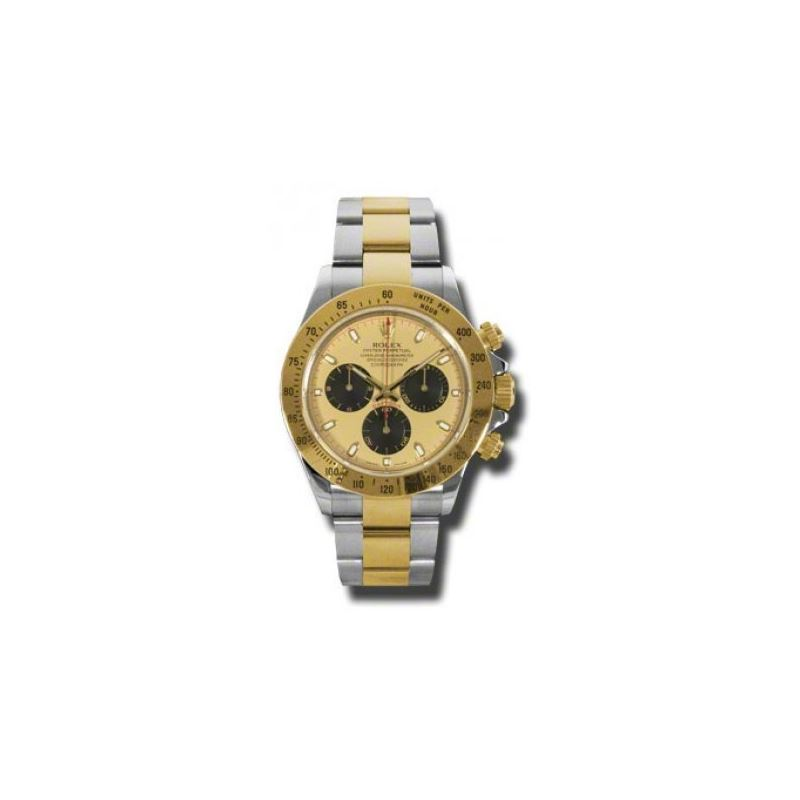 Rolex Watches  Daytona Steel and Gold 116523 pn
